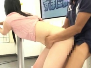 Japanese cutie contravened out coupled with fucked