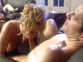 Horny housewifes group sex is great