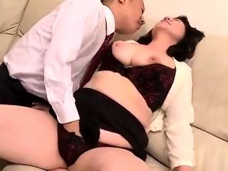 Full-grown big boobs
