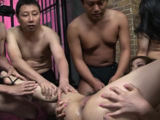 Japanese Aiko Nagai had a dispose dealings adventure, uncensored